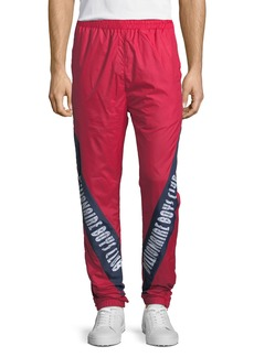 Billionaire Boys Club Men's Logo-Typographic Sprints Pants