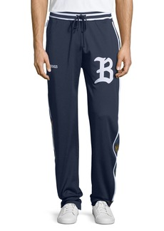 Billionaire Boys Club Men's Logo Warm-Up Track Pants