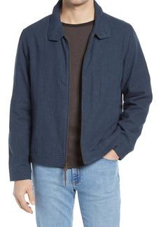 Billy Reid Barracuda Linen & Cotton Jacket