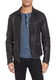 Billy Reid Blake Leather Jacket