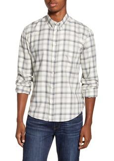 Billy Reid Kirby Slim Fit Button-Down Sport Shirt