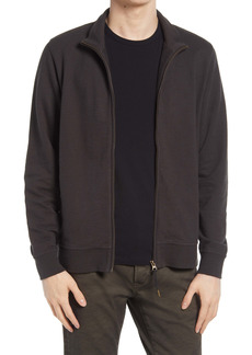 Billy Reid Knit Cotton & Linen Jacket