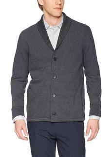 Billy Reid Men's Elliot Knit Shawl Collar Jacket  M