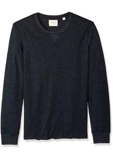 Billy Reid Men's Long Sleeve Dylan Crew  M