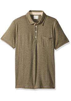 Billy Reid Men's Short Sleeve Pensacola Polo With Pocket