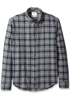 Billy Reid Men's Slim Fit Button Down Murphy Shirt