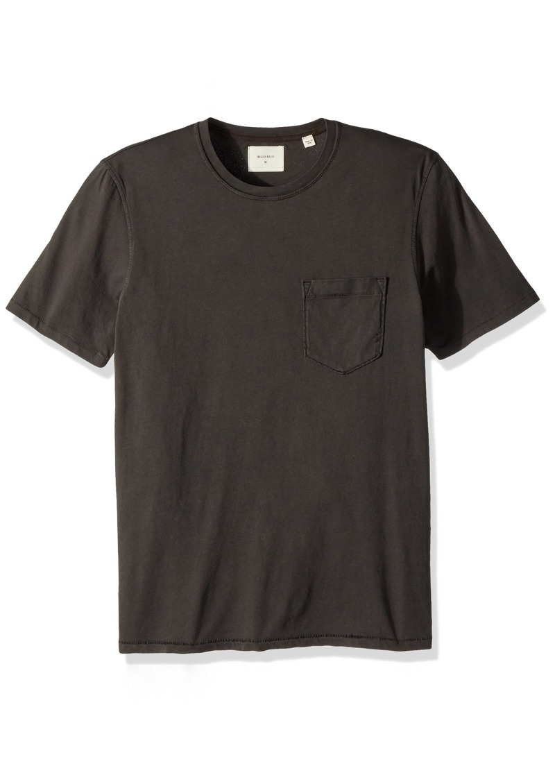Billy Reid Men's Washed Pocket T-Shirt  XL