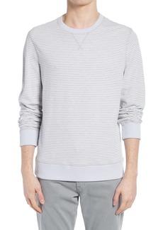 Billy Reid Stripe Sweatshirt