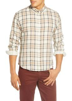 Billy Reid Taylor Regular Fit Button-Down Shirt
