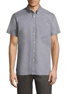 Billy Reid Tuscumbia Button-Down Shirt