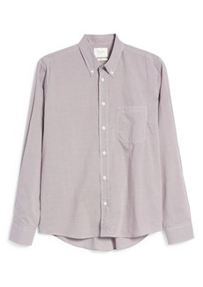 Billy Reid Tuscumbia Houndstooth Button-Down Shirt