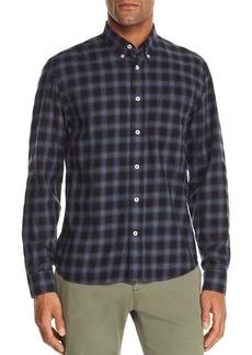 Billy Reid Tuscumbia Plaid Regular Fit Button-Down Shirt