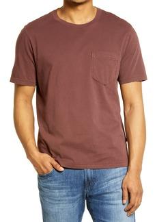 Billy Reid Washed Pocket T-Shirt