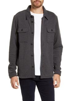 Billy Reid Billy Ried Darryl Regular Fit Shirt Jacket