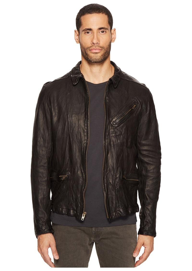 bcf06423ad Billy Reid Blake Leather Jacket