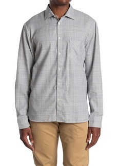 Billy Reid John Checked Regular Fit Shirt