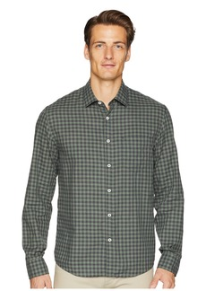 Billy Reid John T Gingham Shirt