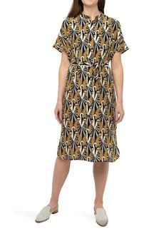 Billy Reid Printed Silk Dress
