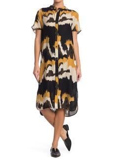 Billy Reid Patterned Silk Dress