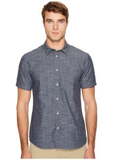 Billy Reid Martin Short Sleeve Shirt