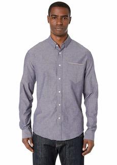 Billy Reid MSL One-Pocket Shirt