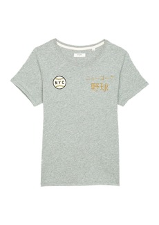 Billy Reid NYC Fitted Tee