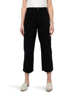 Billy Reid Panel Stripe Crop Pants