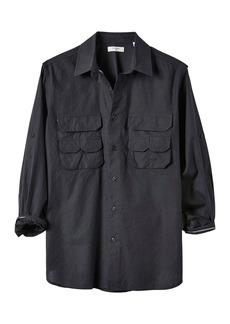 Billy Reid Selvage Fisherman Shirt