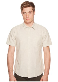 Billy Reid Short Sleeve Martin Shirt