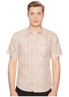 Billy Reid Short Sleeve Martin Shirt