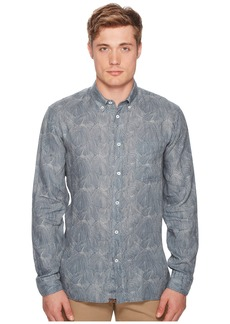 Billy Reid Tuscumbia Print Shirt