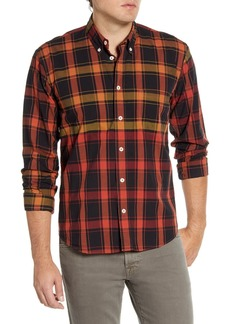 Billy Reid Tuscumbia Standard Fit Plaid Shirt