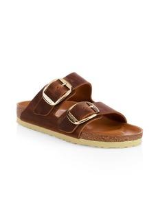 Birkenstock Arizona Hex Big Buckle Leather Sandals