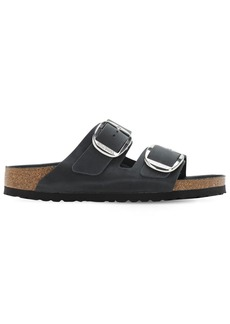 Birkenstock Arizona Oiled Leather Big Buckle Sandals