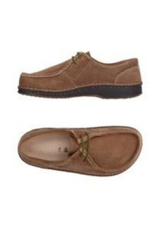 BIRKENSTOCK - Laced shoes