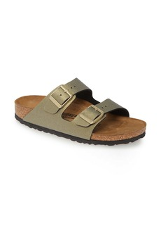 Birkenstock Arizona Icy Metallic Slide Sandal (Women)