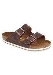 Birkenstock 'Arizona' Leather Slide Sandal (Men)