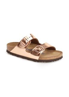 Birkenstock 'Arizona' Patent Leather Sandal (Women)