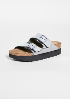 Birkenstock Arizona Platform Sandals - Narrow