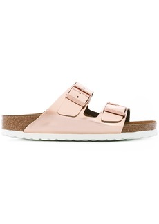 Birkenstock 'Arizona' sandals - Pink & Purple