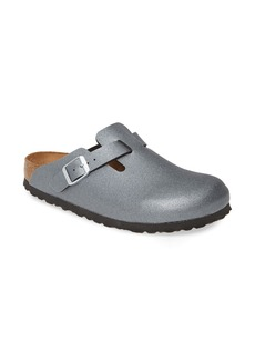 18a920079f2 Birkenstock Boston Metallic Clog (Women)