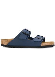 Birkenstock buckle-strap sandals - Blue