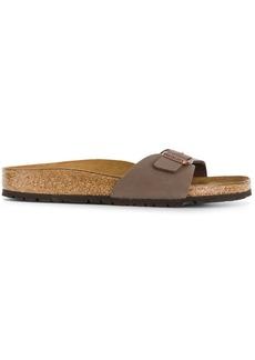 Birkenstock buckled sandals - Brown