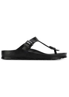 Birkenstock buckled T-bar sandals - Black