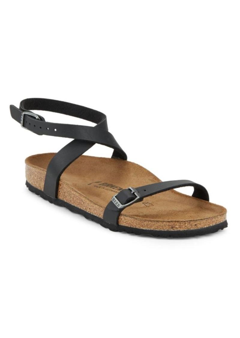 75edac1cb8a5 Birkenstock Birkenstock Daloa Ankle Strap Flat Sandals