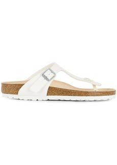 Birkenstock Gizeg sandals - White
