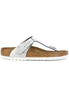 Birkenstock Gizeh sandals - Metallic