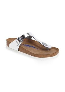 Birkenstock Gizeh Soft Footbed Flip Flop (Women)