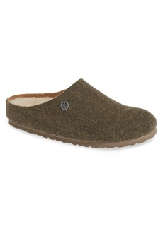 Birkenstock Kaprun Clog with Faux Shearling (Men)