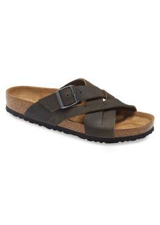 Birkenstock Lugano Slide Sandal (Men)